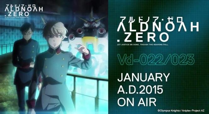 Aldnoah.Zero S2 #1