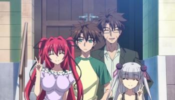 Shinmai maou no keiyakusha anime