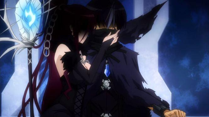 Shu Shaura & Witch of the Netherworld