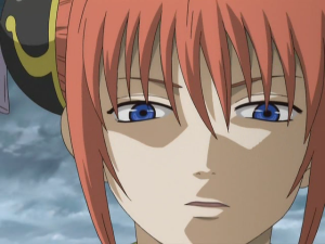 19) Kagura (Gintama)